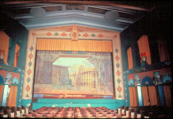 Egyptian Theatre de DeKalb
