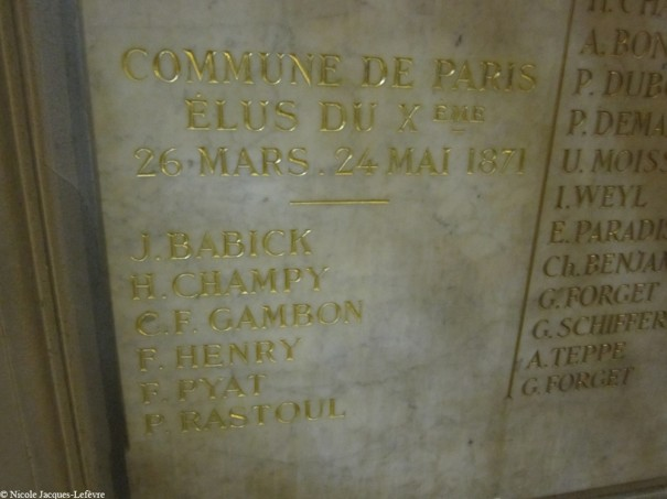 Félix Pyat plaque copie