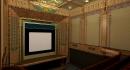 Salle Youssef Chahine- le décor restitué