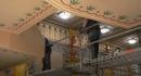 Décoration du plafond des balcons