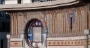 Frise de la corniche (terrasse)