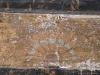 Soubassement de faux marbre