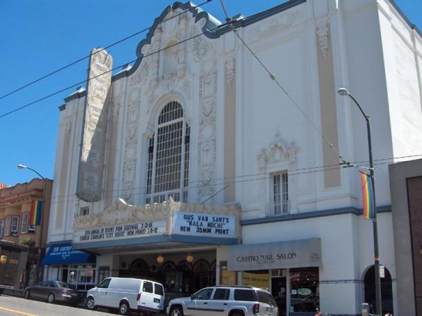 Le Castro Theater