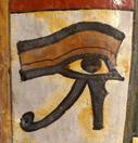 oOeil oudjat, 945-715 av. J.-C. Paris, Musée du Louvre © Musée du Louvre