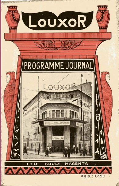Programme de la semaine du 12 au 18 septembre 1924