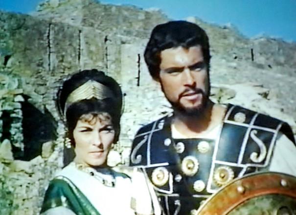 Hercule et la reine des Amazones - Les travaux d'Hercule, P. Francisi, 1957