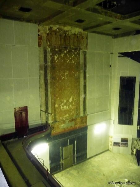Cette photo du Louxor envoyée par Aurélia Lefèvre donne un bon aperçu de la hauteur de la grande salle.
