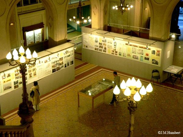 17 septembre 2010 : ouverture de l'exposition