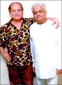 Les compositeurs Laxmikant et Pyarelal
