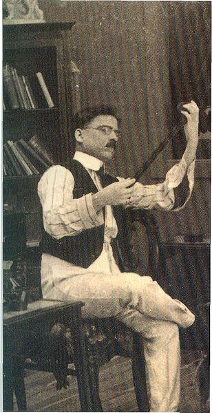 D. G. Phalke (photo des années trente)
