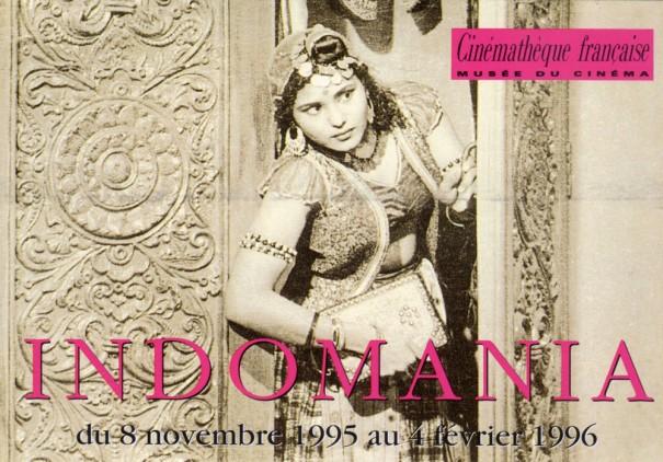 1995 : Indomania à la Cinémathèque