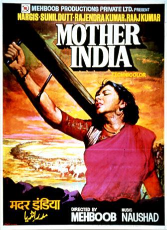 Mother India, un des grands films de l'histoire du cinéma indien