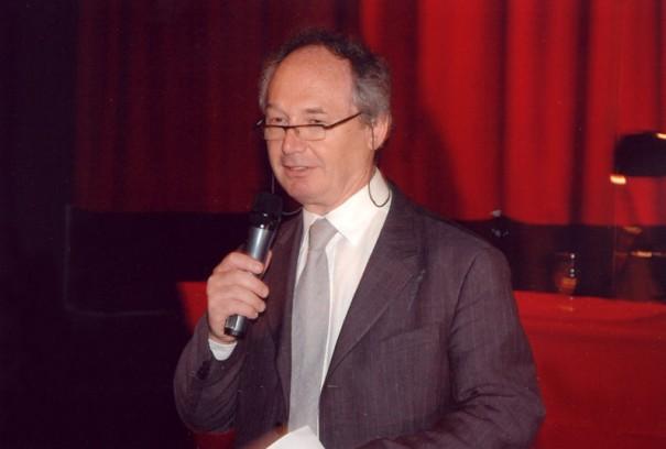 Jean-Jacques Schpoliansky présente régulièrement les films aux spectateurs