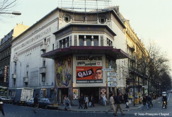 30 novembre 1983 : dernier film programmé au Louxor