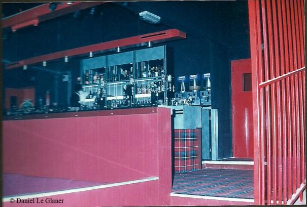 Bar du 1er étage