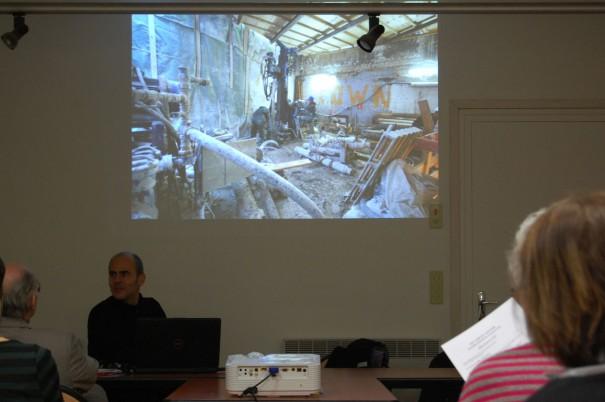 31 janvier 2011 : présentation des travaux par Philippe Pumain