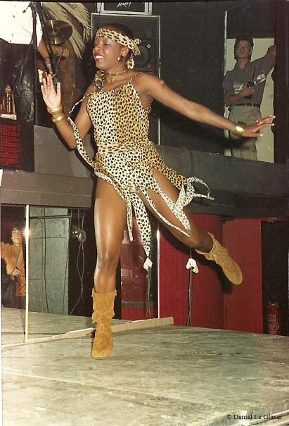 Danseuse (Soirée Kassav)
