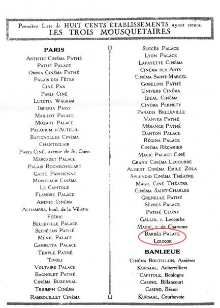 Ciné Journal 15 octobre 1921