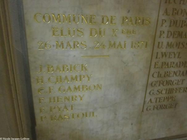 Félix Pyat plaque copie