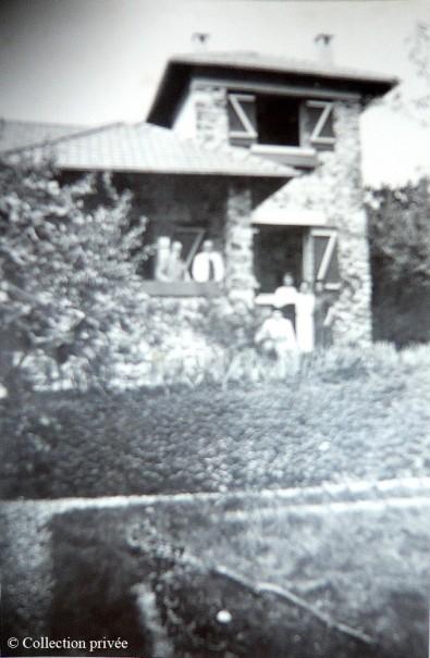 La maison d'Henri Zipcy à andrésy