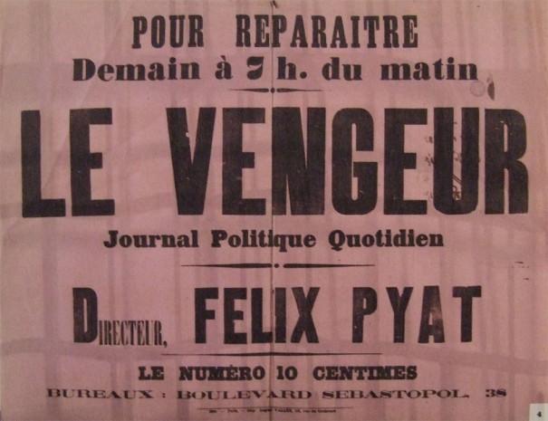 Exposition « 1871, La Commune de Paris : une histoire moderne »