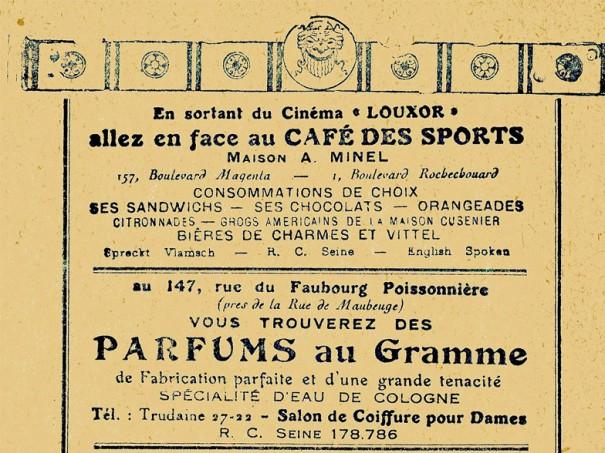 Programme du 18 au 24 septembre 1924, page 8