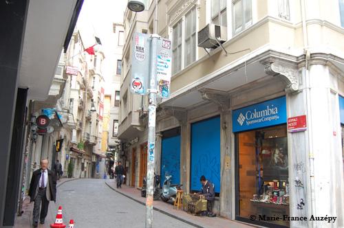 Rue Amalı Mescit