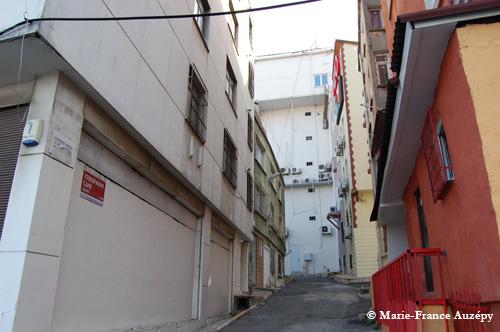 Ce qu'est devenue la rue Toz-Coparan