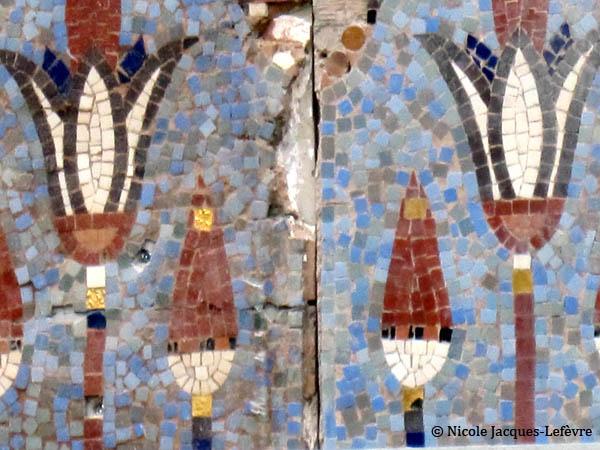 Mosaïques Chapelle