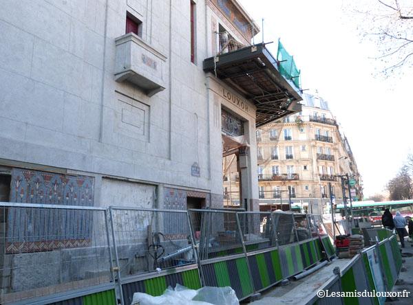 18 février 2013 - Boulevard de la Chapelle