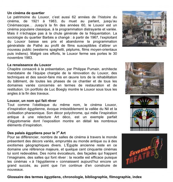 Microsoft Word - LOUXOR DP presse bis.doc