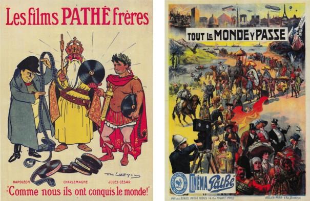 Affiche Candido de Faria, c. 1908-1910 - Affiche Daniel de Losques, 1913