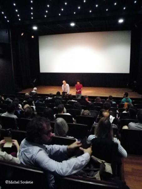 Présentation du film Shining, samedi 27 septembre