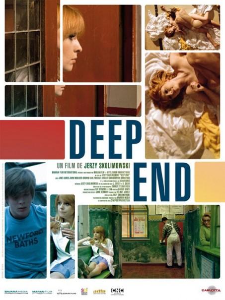 Deep End (J. Skolimowski), projeté dans le cadre du ciné club du Louxor