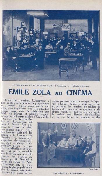 1 Zola au ciné