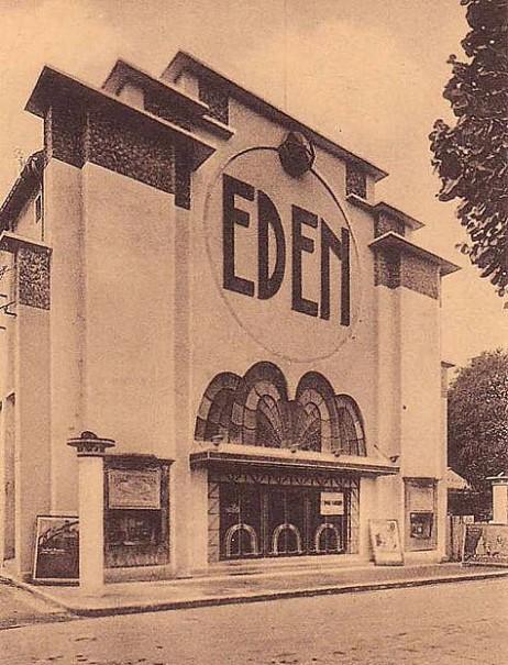 L'Eden, construit en 1931 par André Guillon