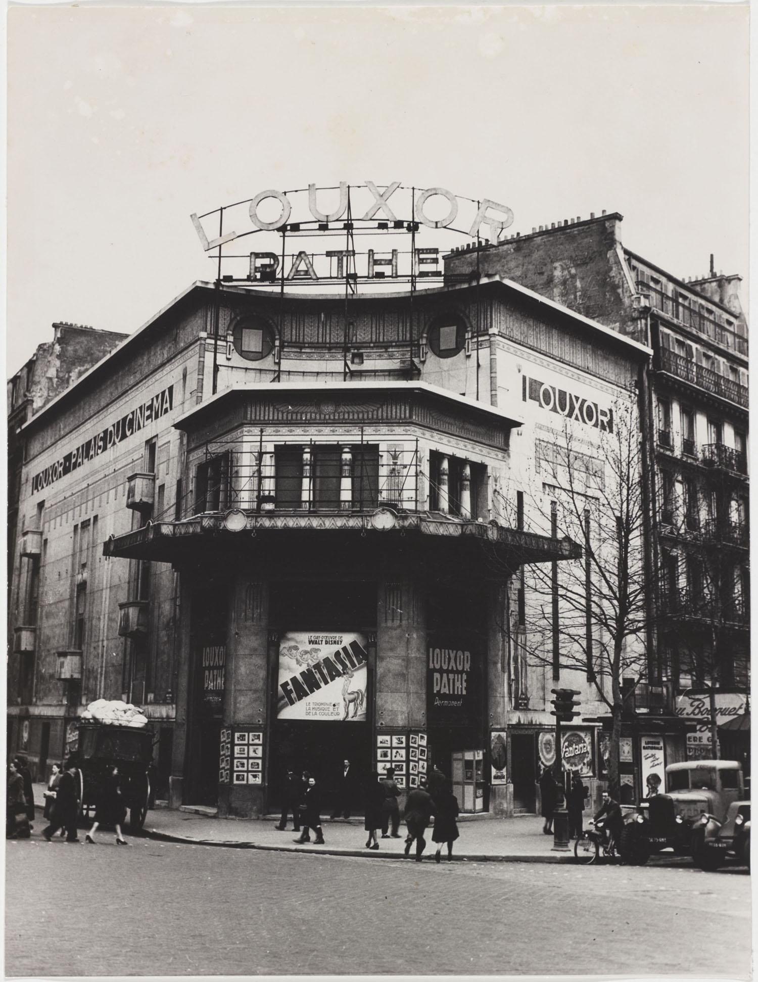 Louxor, semaine du 19 au 25 mars 1947