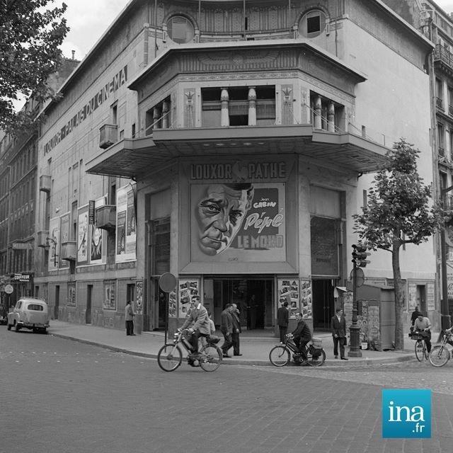 Louxor, semaine du 6 au 12 août 1958