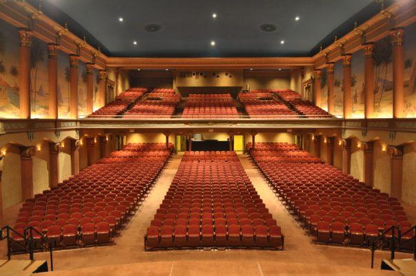 Auditorium View