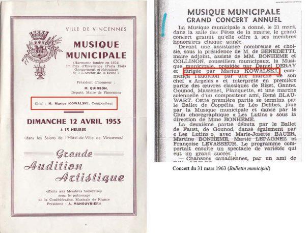 Vincennes: les dernières années